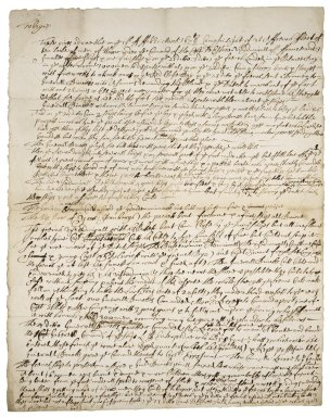 B., J. Report of the action of the battle between the Dutch and the French at Tobago. (L.b.710-711).