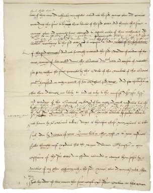 London. Blackfriars. Freeholders. Petition. To the Privy Council. Concernign the privileges of the liberty of Blackfriars.