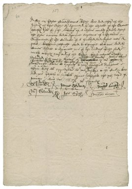 Surrey, England. Commission of the peace. Letter. To Thomas Copley, esq. Leatherhead.