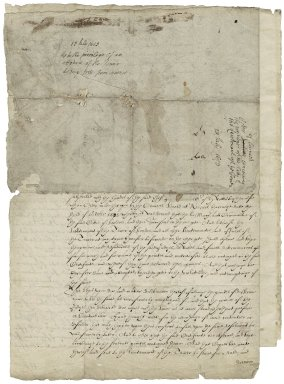 Great Britain. Privy Council. Copy of ruling by the Council that the Lieutenant of the Tower does not have the right of reprisal for the arrest of his staff in the City.