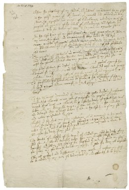 More, Sir George. Notes on the Manor of Godalming.
