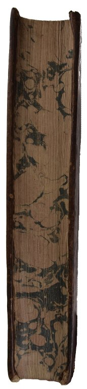 Marbled fore-edge, STC 9600 copy 1.