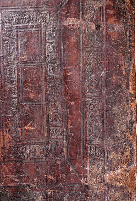 Blind decorative rolls (detail), STC 10664 c.1.