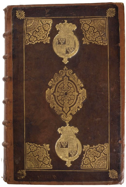Front cover and spine, STC 1243.