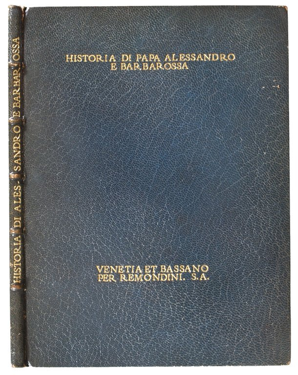 Front cover and spine, 254-686q.