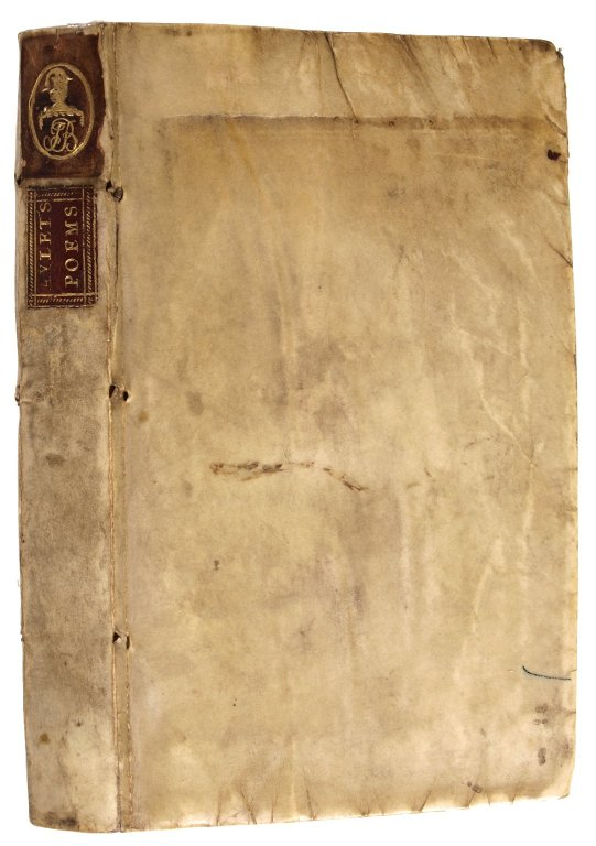 Front cover and spine, STC 1002.