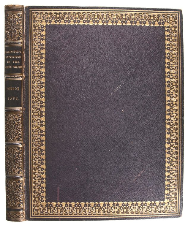 Front cover and spine, STC 1091 copy 1.