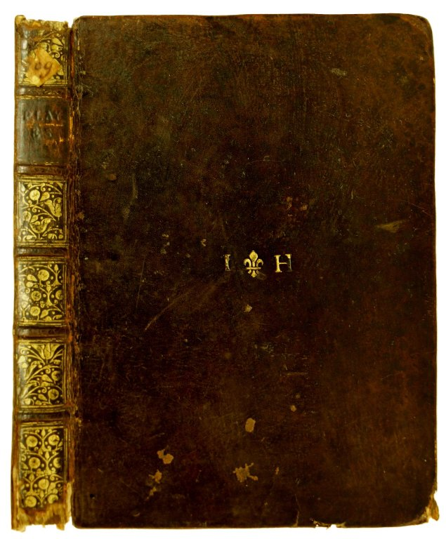 Front cover and spine, STC 17645.