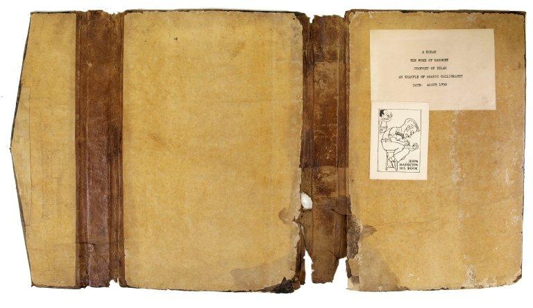 Inside front covers, V.b.315.