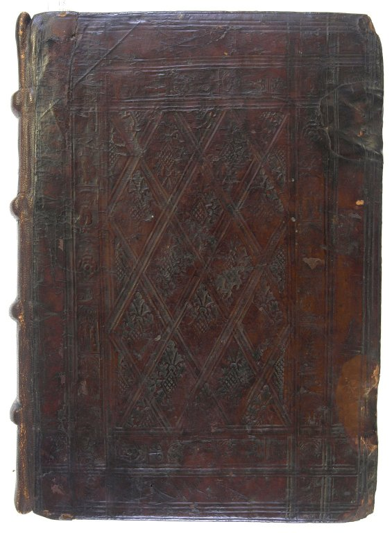 Front cover, Folio BR160 E5 1506 Cage.