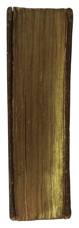 Fore edge, BV4647 C5G6 Cage