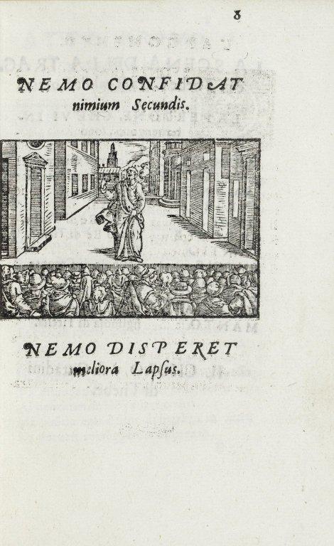 Antigone : tragedia / del Trapolini.