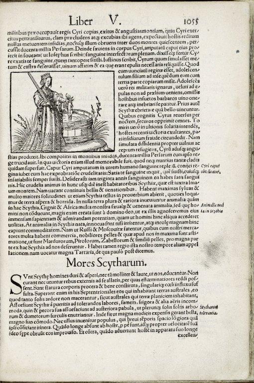 [Cosmographia. Latin]