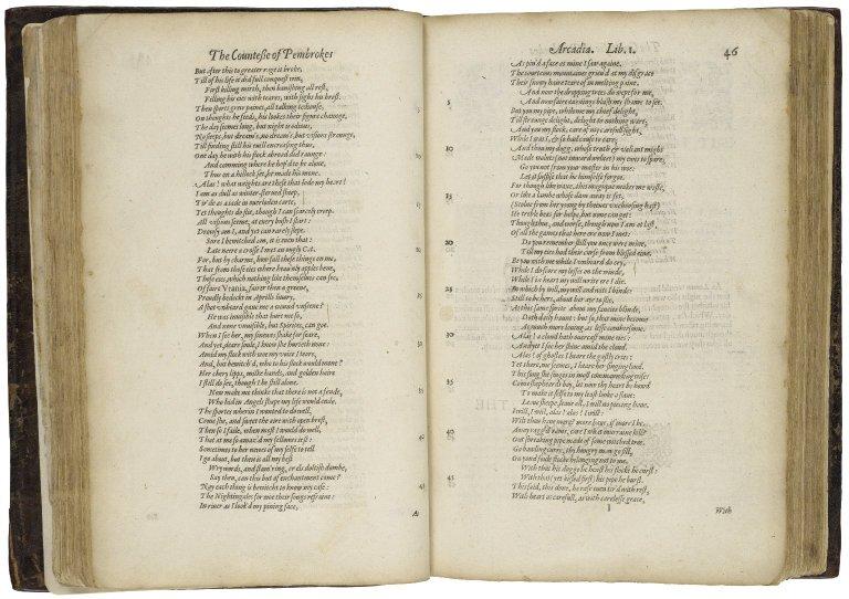 [Arcadia] The Countesse of Pembrokes Arcadia.