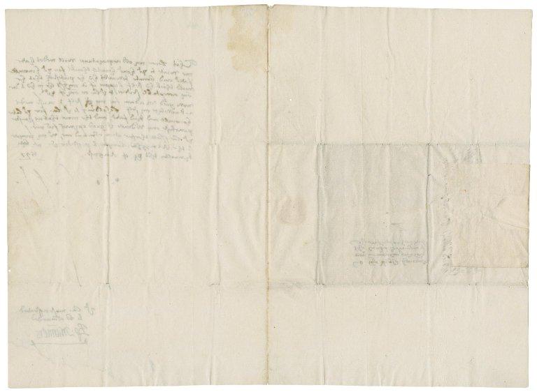 Letter from Roger Manners, Kynnolton (Kinoulton), Nottinghamshire, to Elizabeth Hardwick Talbot, Countess of Shrewsbury, Hardwick