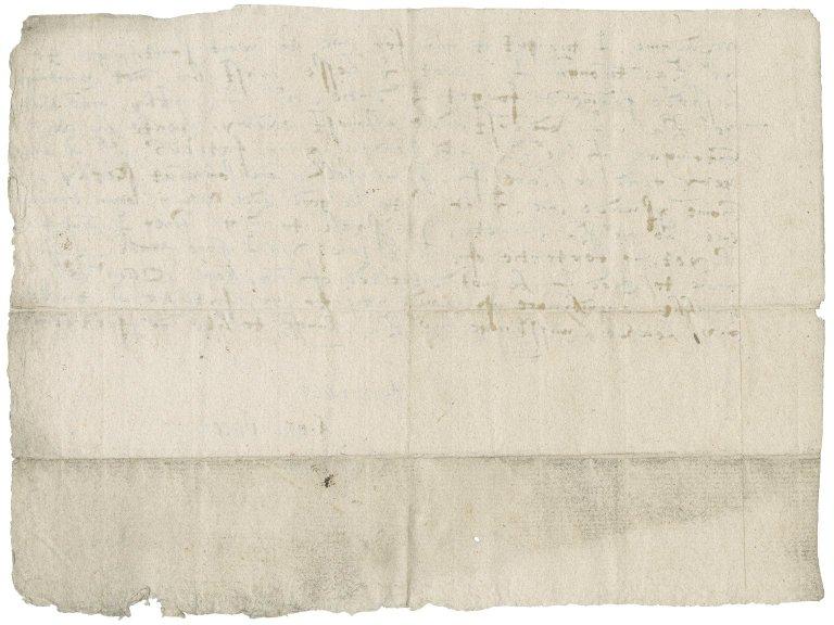 Letter from Anne (Gresham) Bacon to [Lady Anne Gresham?] : draft?