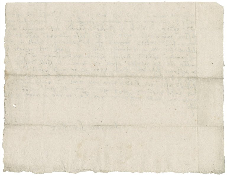 Letter from Anne (Gresham) Bacon to Lady Anne Gresham : draft?