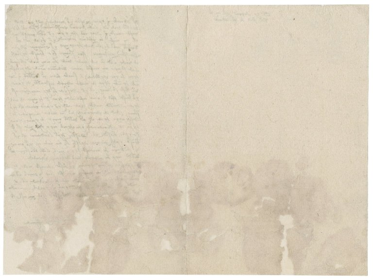 Letter from Nathaniel Bacon to Mr. Brock : copy
