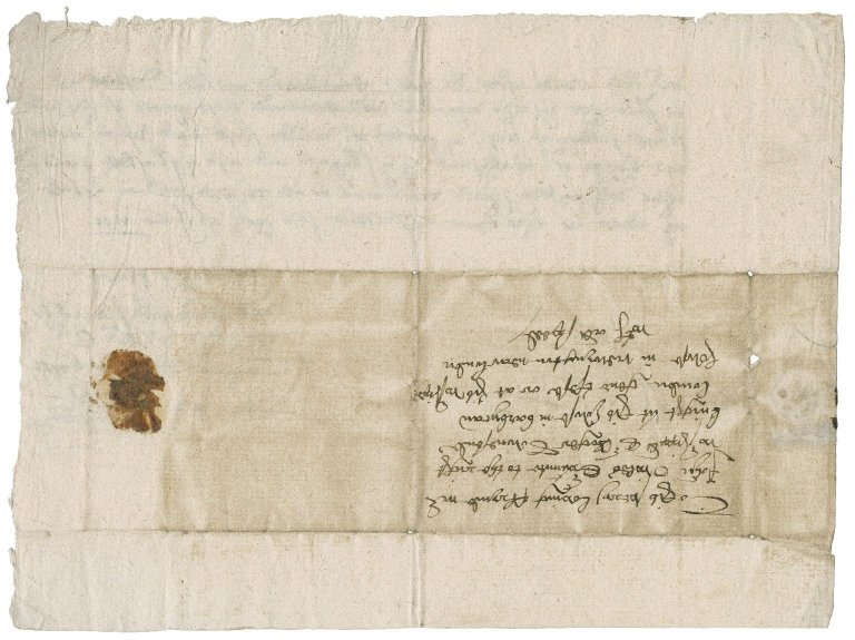 Letter from William Brownell to John Owles