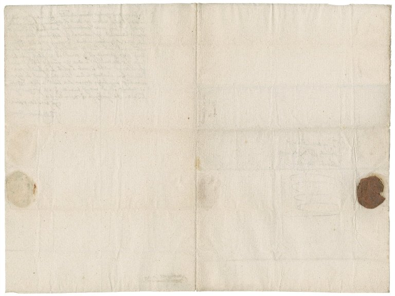 Letter from Thomas Egerton, Baron Ellesmere, to Nathaniel Bacon
