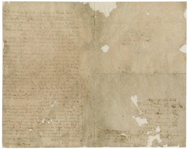 Letter from Nathaniel Knyvett to Roger Townshend, 1st bart.