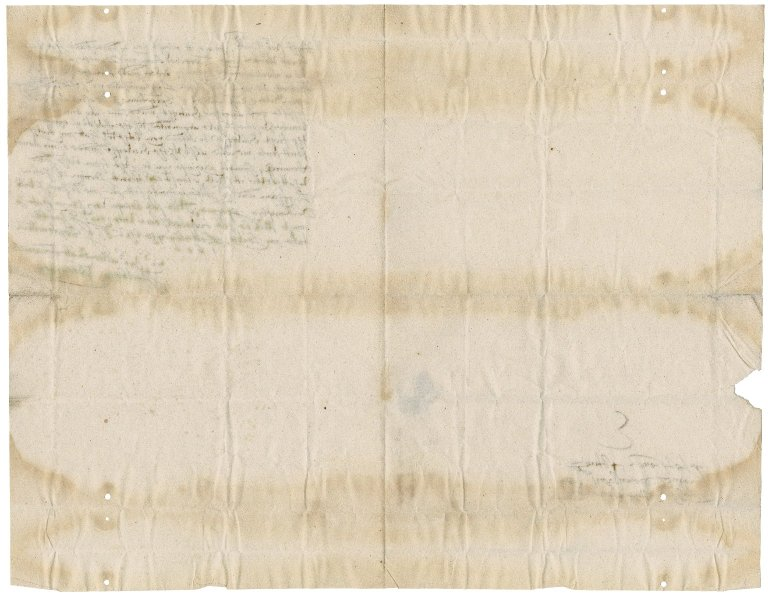 Letter from Anthony Penning to Nathaniel Bacon