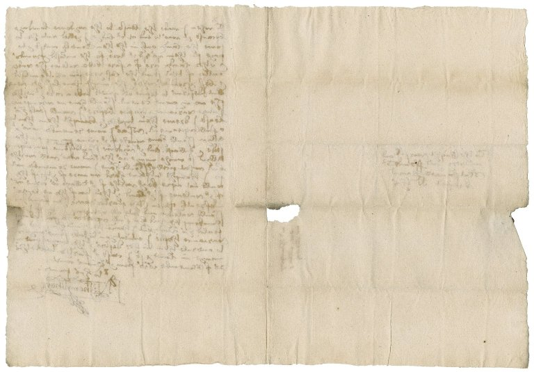 Letter from Edward Themilthorp to Nathaniel Bacon