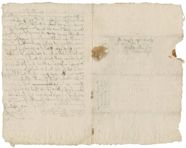 Letter from Edward Thursby to Thomas Thursby