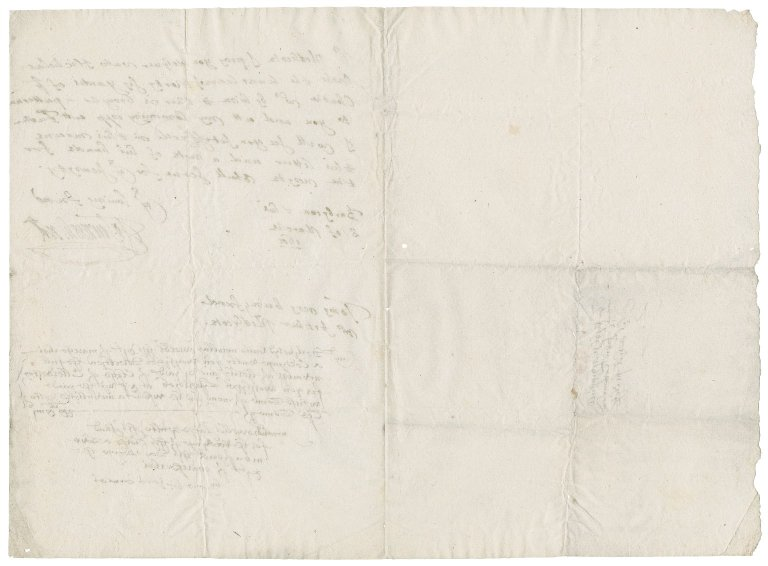 Letter from Sir John Townshend to Arthur Medlicote