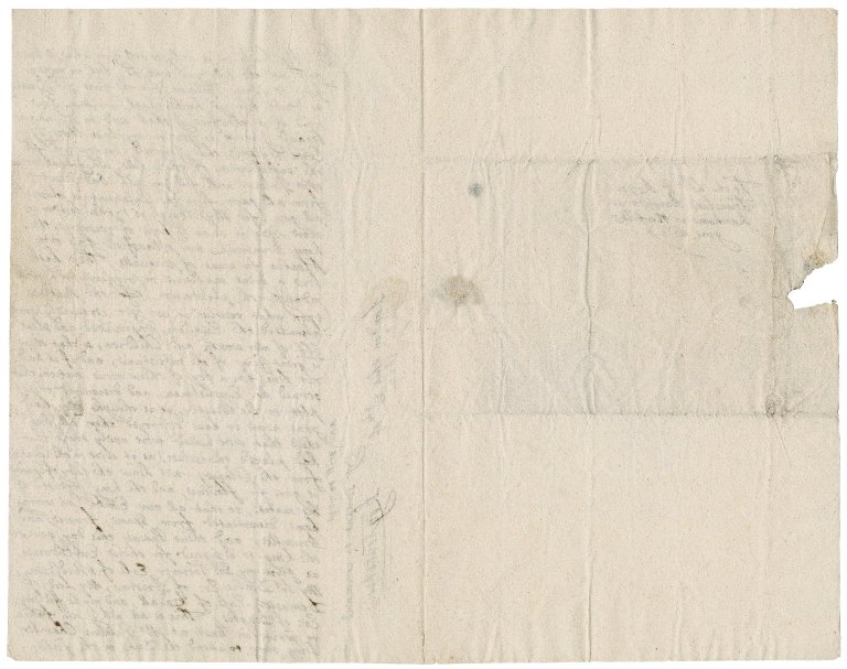 Letter from Roger Townshend, London, to Sir Roger Townshend, Raynham.