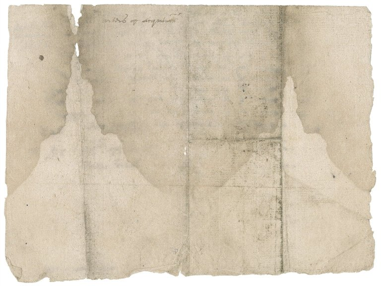 Receipt from James Carter to Nathaniel Bacon
