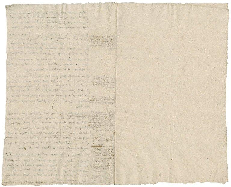 Memoranda from Nathaniel Bacon on a case concerning Dawes
