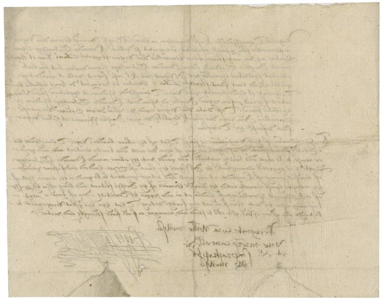 Bond from Sir Roger Townshend (1543?-1590) to Sir Edward Stanhope