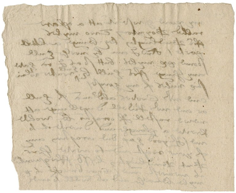 Letter from unknown correspondent to uknown recipient, mentions Mr. Grotus of Hull and Mr. Ridell of Newcastle : draft