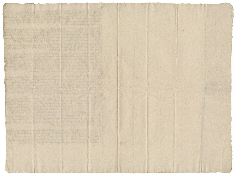 Brief of Nathaniel Bacon touching John Seymour's lands