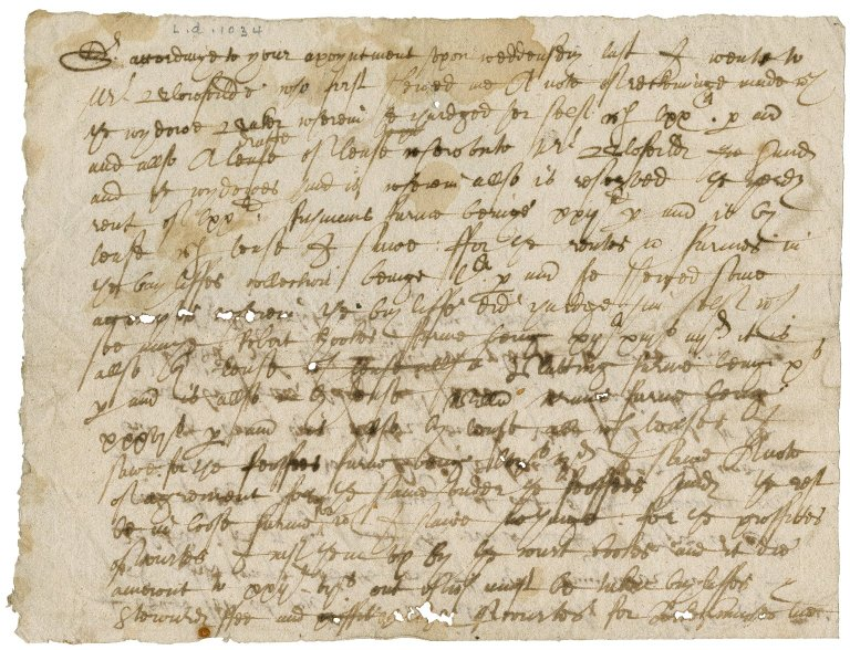 Notes of Nathaniel Bacon on Blofield case
