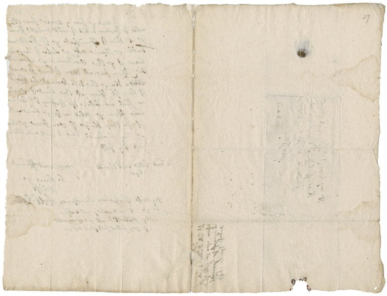 Letter from Lieutenant-Colonel Anthony Buller, Scilly (Sillie), to Colonel Richard Fortescue, governor of Pendennis Castle