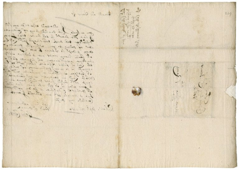 Letter from Lieutenant-Colonel John Clerke, Plymouth, to Colonel Robert Bennet, Rame