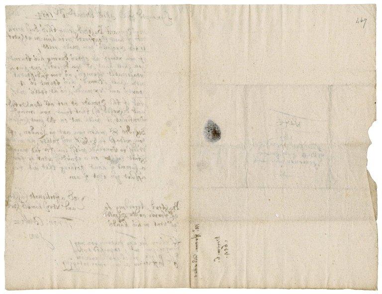 Letter from Francis Buller, Jr., Shillingham, to Colonel Robert Bennet