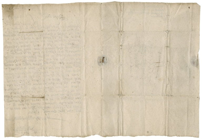 Letter from Rattray to Patrick Rattray of Craighall, Edinburgh