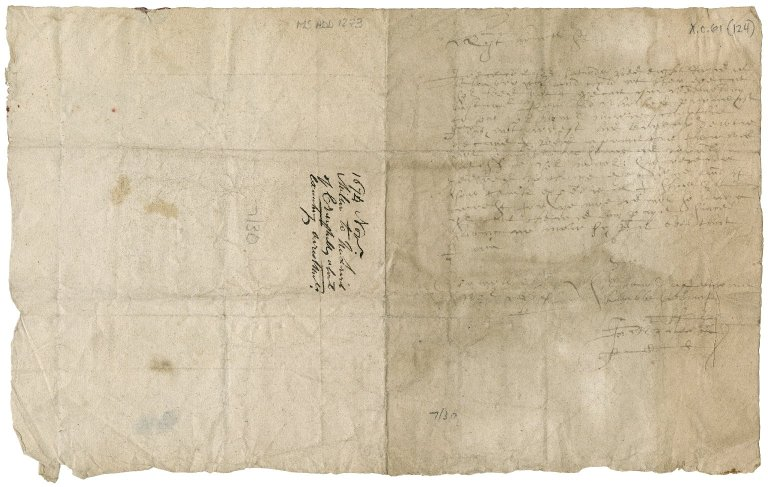 Letter from John Millar to Patrick Rattray of Craighall, Gormuck