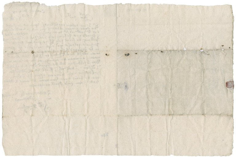 Letter from John Symson to James Rattray of Craighall, Coupar