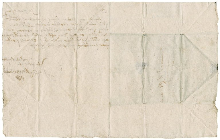 Letter from James Rattray of Craighall to the Laird of Strathmartin, Craighall,