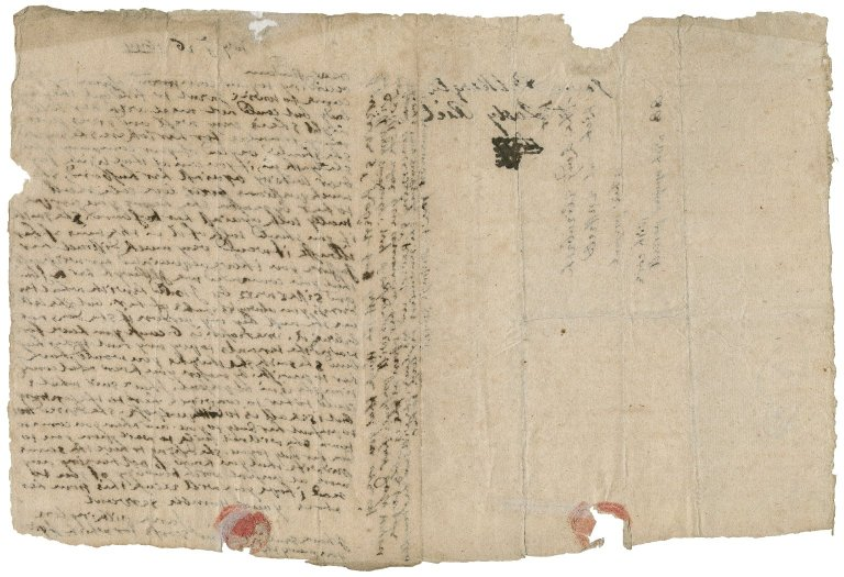 Letters to Lady Rich from various correspondents: X.d.451 (44-48)