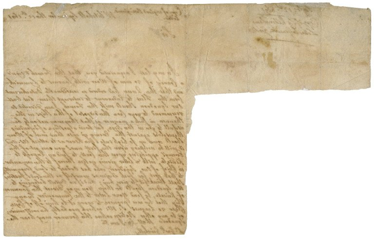 Letter from the Earl of Nottingham (later Earl of Winchilsea), Whitehall, to Lieutenant General Ginkel (later Earl of Athlone) : copy