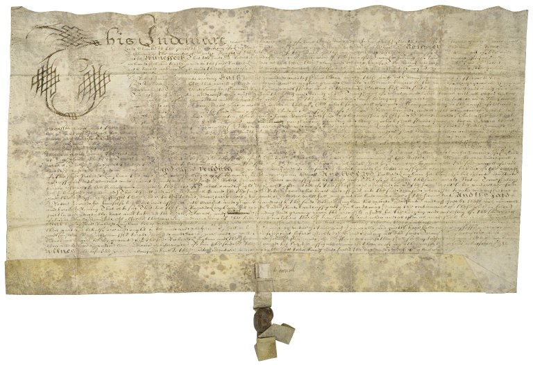 Demise by Sir Robert Howard of Clun, Salop, to Richard Lingham of London, merchant