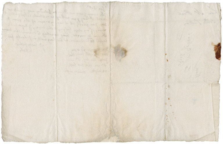 Letters from Nathaniel Rich, senior, to Sir Robert Rich: X.d.451 (170-178)