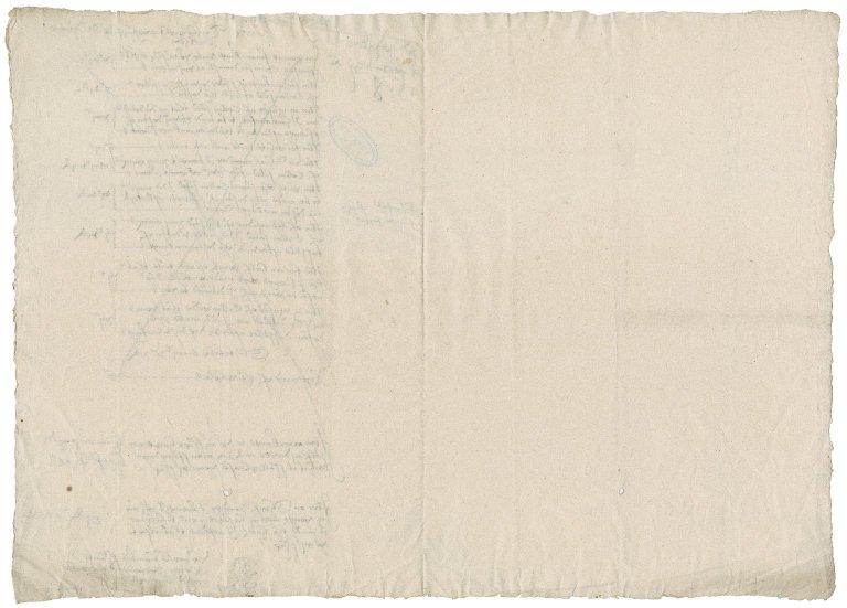 Borrayne, Peter. A bill for furnishings. To Sir Thomas Cawarden.