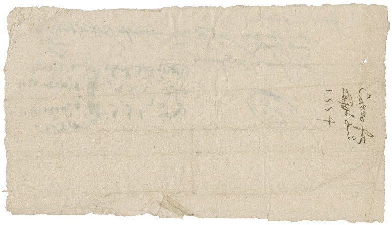 Carowe, John. Bill. To Sir Thomas Cawarden.
