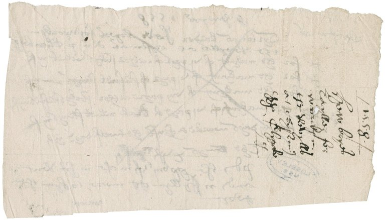 Price, Hugh. Bill for tailoring. To Sir Thomas Cawarden for the Revels.